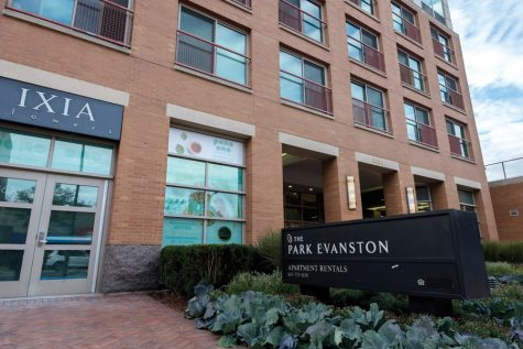 Park Evanston building up for sale, could raise rents
