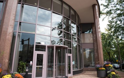 The Sexual Harassment Prevention Office and the Office of Equal Opportunity and Access at 1800 Sherman Ave. The two offices were combined to make the Office of Equity, Kate Harrington-Rosen said.