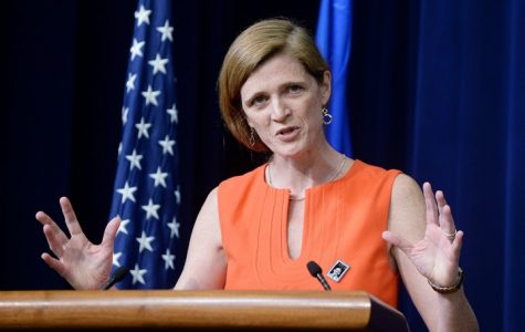 Former United Nations ambassador Samantha Power to speak at Northwestern