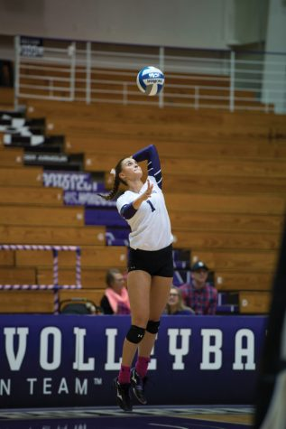 Volleyball: Northwestern drops conference opener at Purdue