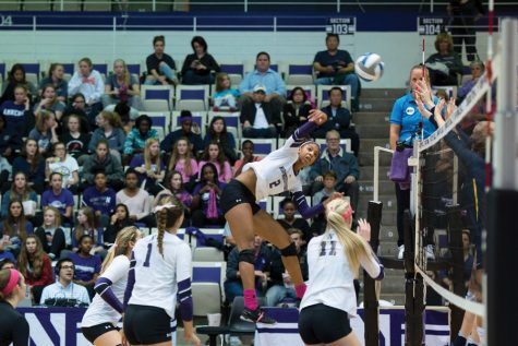 Volleyball: Wildcats drop final nonconference match