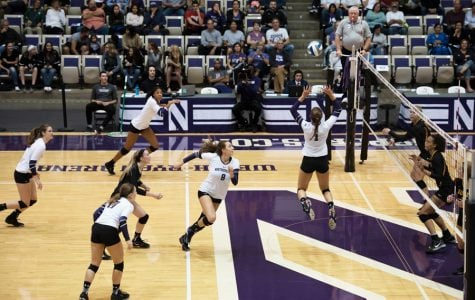 Volleyball: Wildcats kick off Big Ten play against No. 13 Purdue