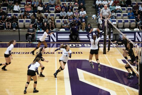 Volleyball: Wildcats kick off Big Ten play against No. 13 Purdue
