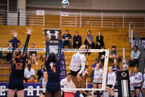 Volleyball: Searching for first Big Ten win, Northwestern takes on Rutgers, No. 3 Penn State