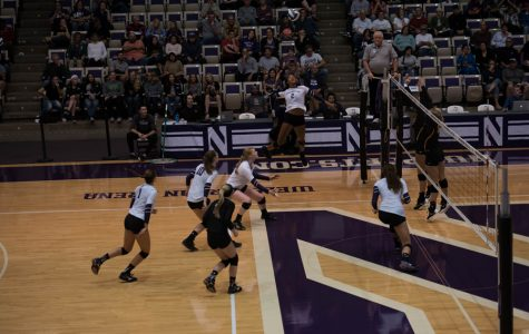 Volleyball: Wildcats look for first Big Ten win in home opener against Illinois
