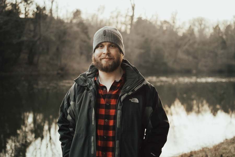 Zack Grimes is the chief analytics officer for GoWild. Grimes, who graduated from NU with a master's degree in 2017, developed the app to connect people with interests in the outdoors.