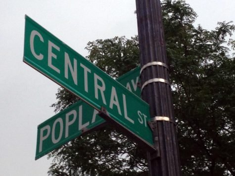 Improvements begin on Central Street, Poplar Avenue