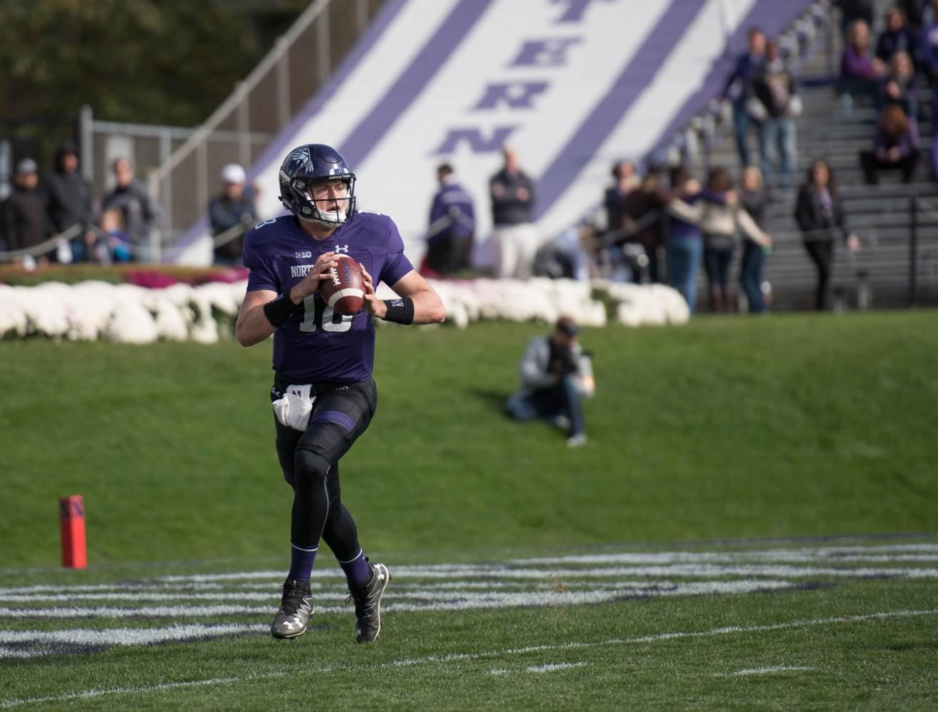 The Football Podcast: Another Northwestern game, another overtime win