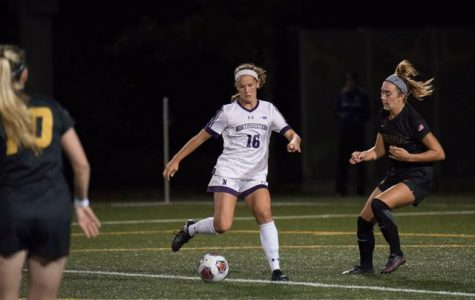 Women's Soccer: Freshmen lead Northwestern to win over Missouri