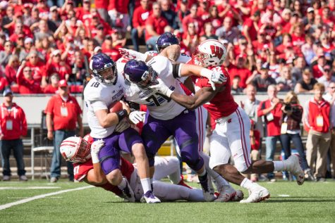 Rapid Recap: No. 10 Wisconsin 33, Northwestern 24