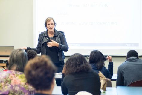 Evanston residents explore affordable housing opportunities at community meeting