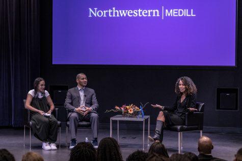 Creator of 'Girlfriends' show receives Medill Hall of Achievement award