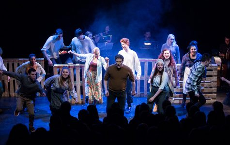 Musical project immerses Northwestern student actors into Scottish theater scene