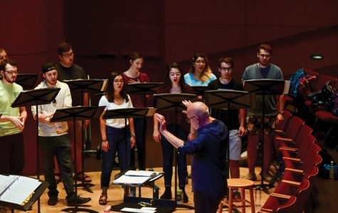 Grammy Award-winning composer to conduct NU, UChicago choirs in joint concert