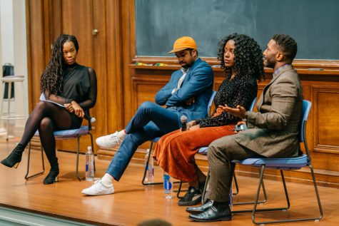 Journalists speak at panel about diversity in newsrooms