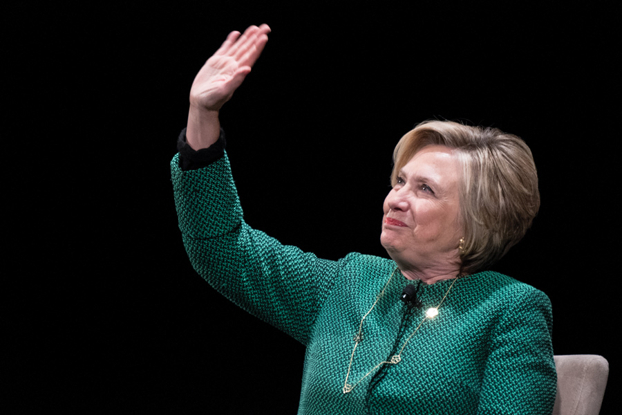 Hillary Clinton Comes to Chicago for Book Signing, Event