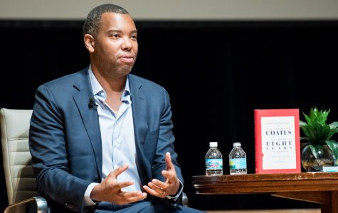 Ta-Nehisi Coates comes to ETHS, urges country to confront its past