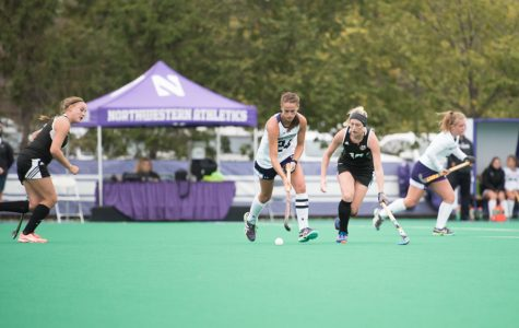 Field Hockey: Northwestern beats Rutgers, advances to Big Ten Tournament semifinals
