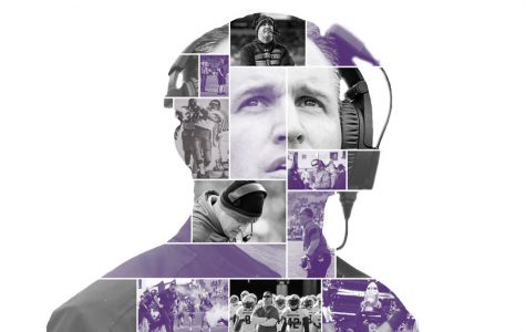 Football: Pat Fitzgerald's journey to Northwestern icon
