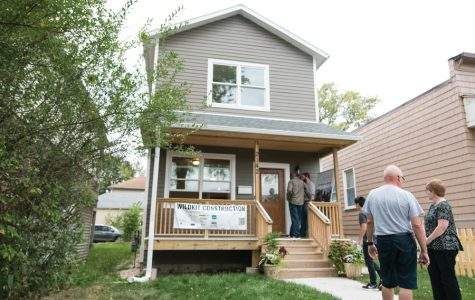 ETHS hosts open house for latest student-constructed home