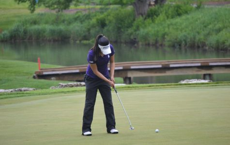 Women's Golf: Northwestern bounces back with third-place finish