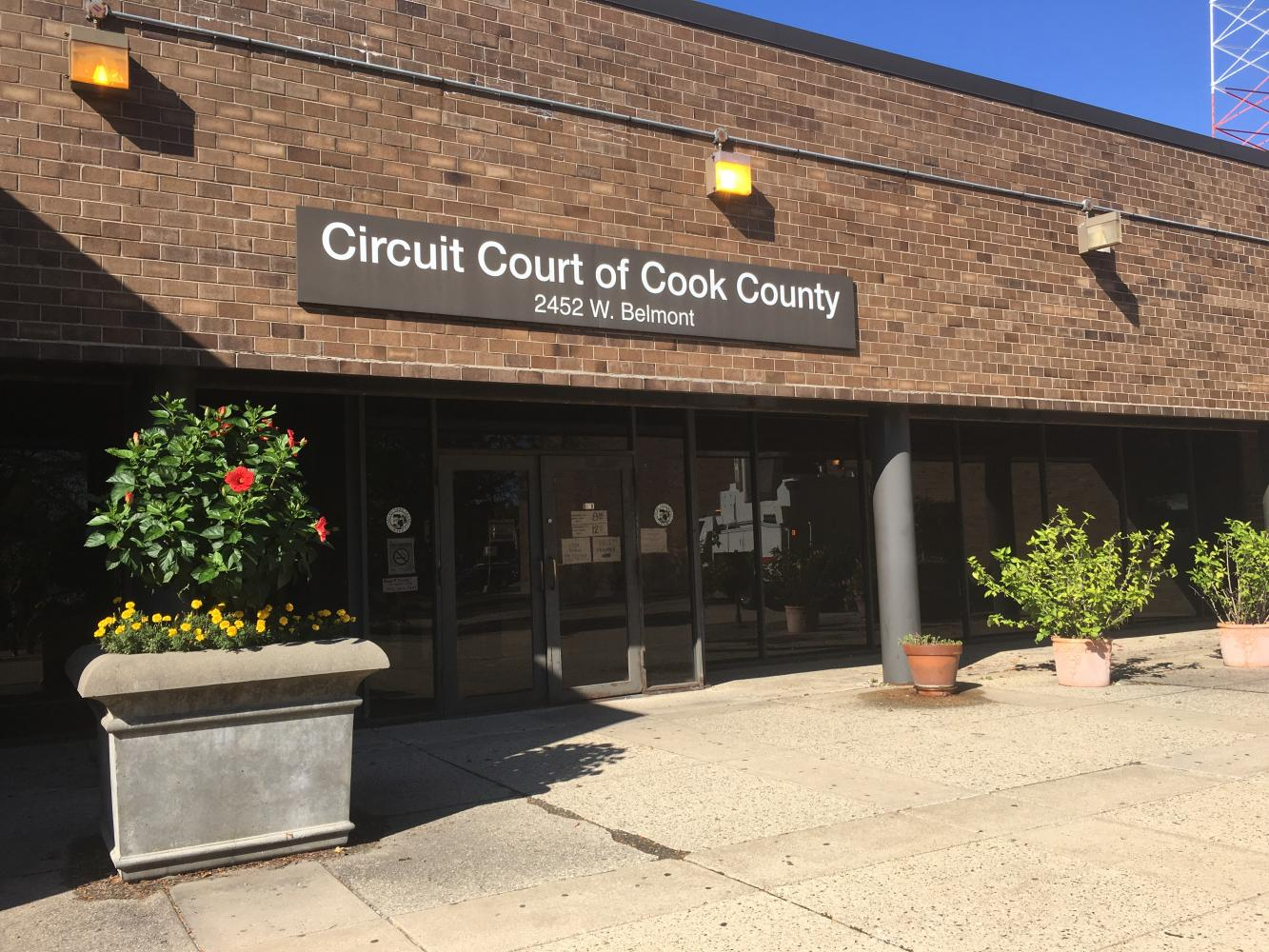 The 42nd branch of the Circuit Court of Cook County, 2452 W. Belmont Ave. Northwestern doctoral graduate Chad Estep appeared in court Monday for a preliminary hearing in which the judge found probable cause to pursue criminal charges.