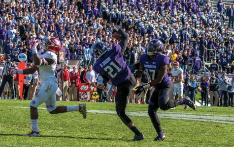 Football: Looking back at 'Thanks for the INT' as homecoming approaches