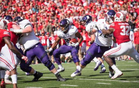 Football: Tough-running, soft-spoken Justin Jackson approaches program rushing record