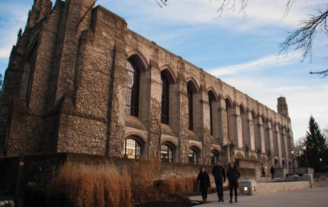 University begins fundraising for Deering Library renovation