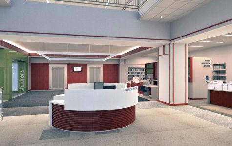 EPL director introduces proposal for main branch renovations