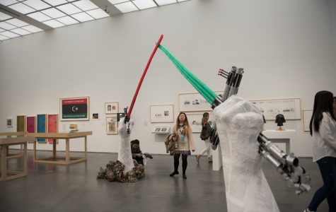 Inside NU Prof. Michael Rakowitz's newest exhibition at Chicago's Museum of Contemporary Art
