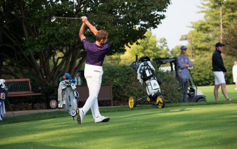 Men's Golf: Northwestern hopes to continue momentum at last fall tournament