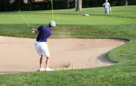 Men's Golf: Northwestern hopes to rebound in lone home tournament
