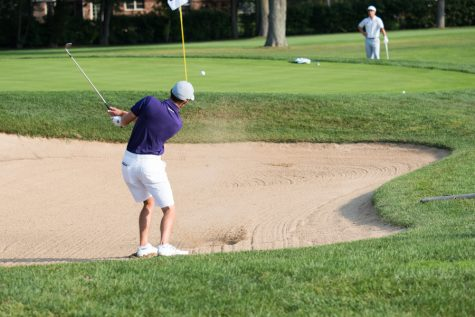 Men's Golf: Northwestern hopes to rebound in lone home tournament