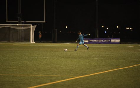 Men's Soccer: Wildcats snap win streak in loss to Michigan State
