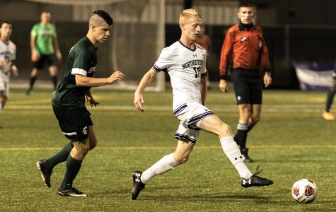 Men's Soccer: Wildcats fall to Penn State in regular season finale