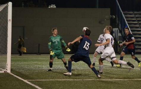 Men's Soccer: Wildcats drop overtime thriller to No. 9 Notre Dame