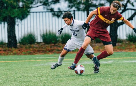 Men's Soccer: Wildcats close home season with overtime win
