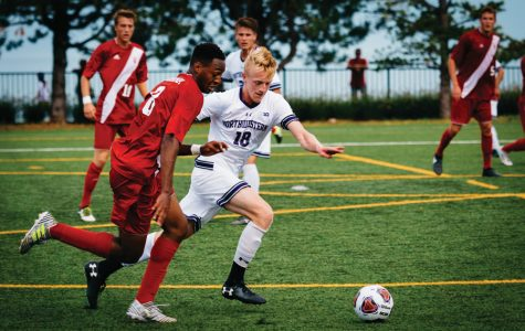 Men's Soccer: After Notre Dame loss, Wildcats look to bounce back at home