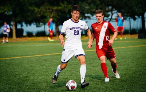 Men's Soccer: Northwestern gets blown out on the road against Michigan