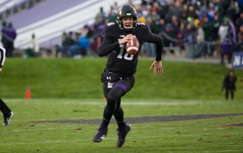 Football: Northwestern stuns No. 16 Michigan State 39-31 in triple OT