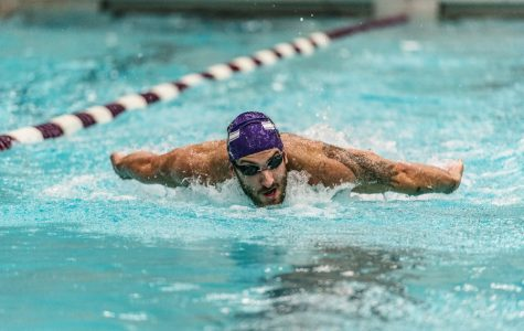 Men's Swimming: Northwestern snaps losing streak with weekend wins over local rivals