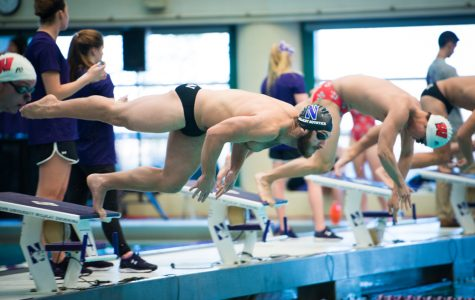 Men's Swimming: With new freshman class, Wildcats look to improve in 2017-18