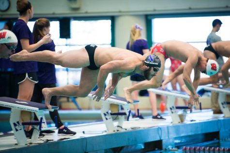 Men's Swimming: With new freshman class, Wildcats look to improve in 2017-18