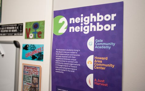 NU initiative connects students with northern Chicago neighborhood