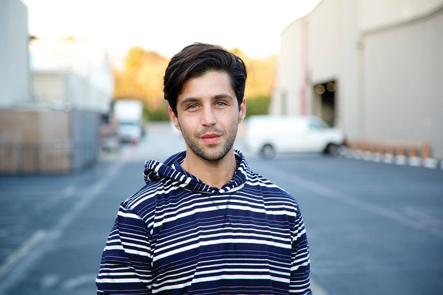 "Actor Josh Peck will visit Northwestern on Nov. 9 as Hillel's fall speaker. Peck is known for his starring in the Nickelodeon television show ""Drake & Josh."""