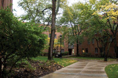 Students in Foster-Walker report leaks after heavy rains