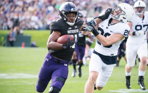 Pope: Northwestern football's real season begins this weekend