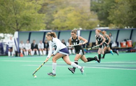 Field Hockey: Puck Pentenga named Big Ten Offensive Player of the Week