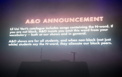 Reed: Disregard of N-word warning at A&O Blowout disgraceful